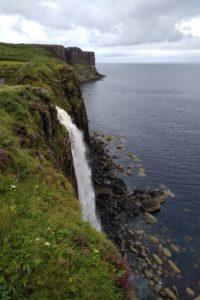 Kilt Rock and Waterfall, Skye