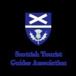 Logo Scottish Tourist Guides Association (STGA)