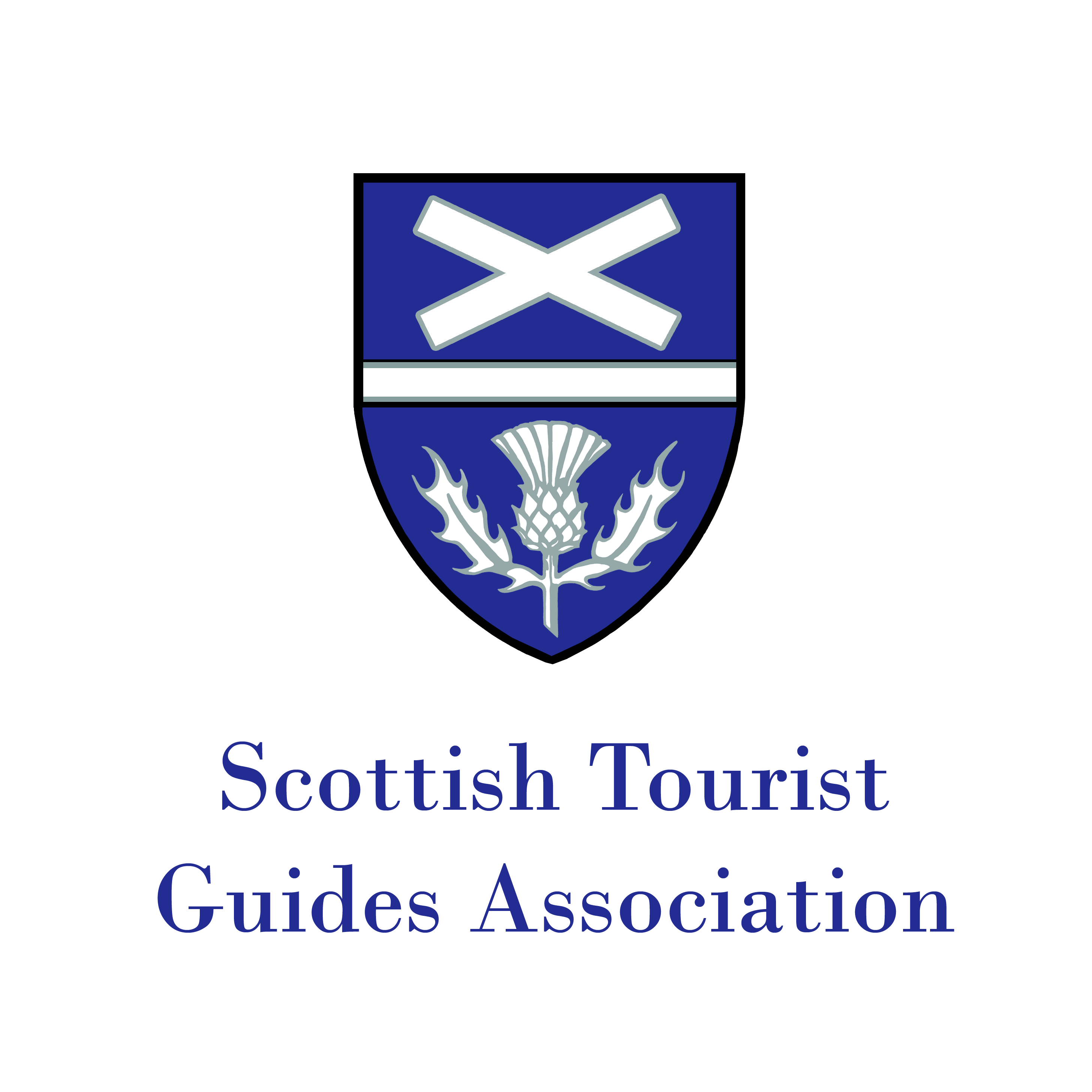 Logo Scottish Tourist Guides Association (STGA)