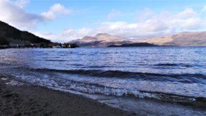Ben and Loch Lomond