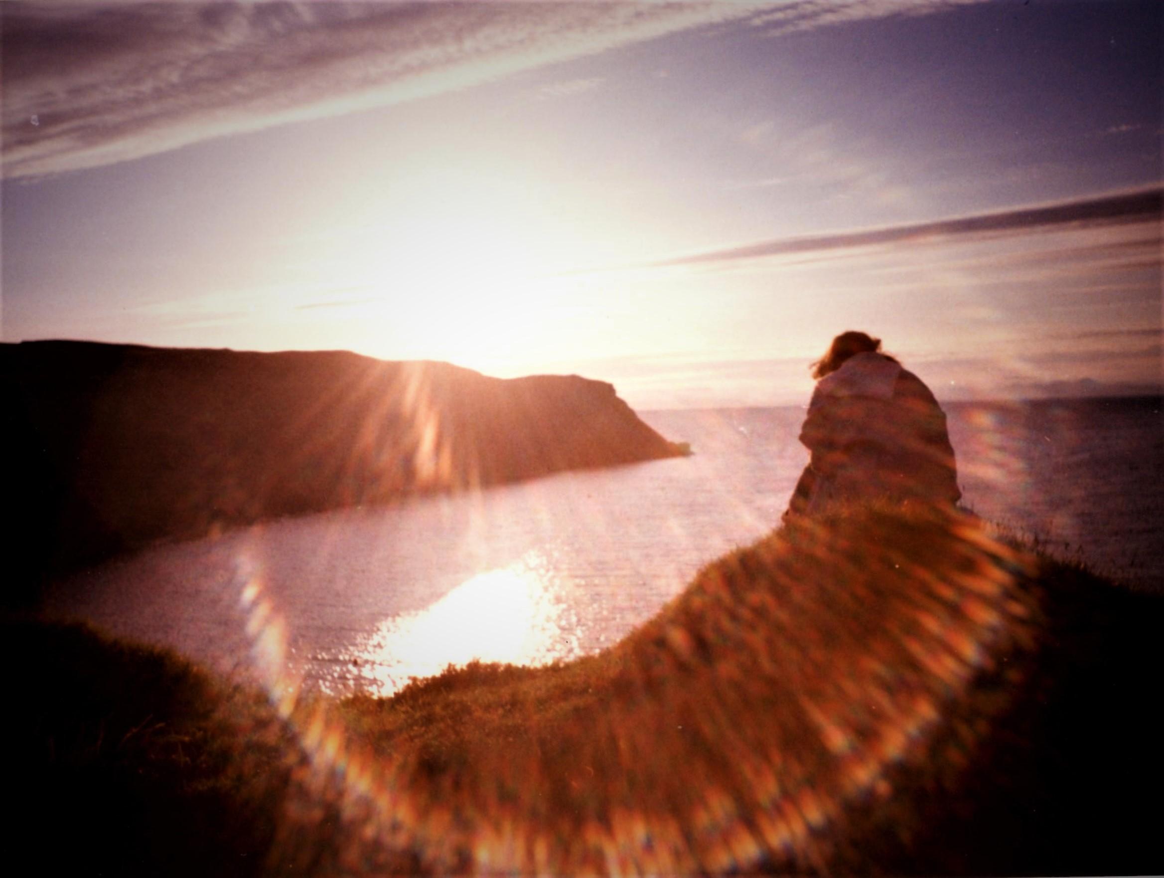 tin whistle sunset